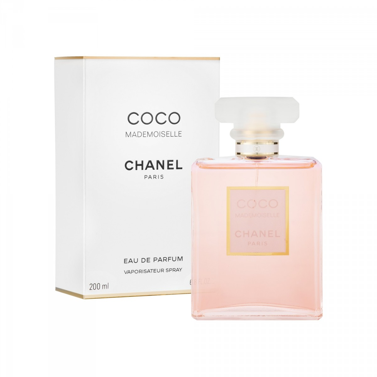 how much is chanel mademoiselle in duty free
